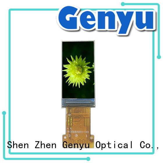 Genyu fast dispatch hd tft display new for equipments