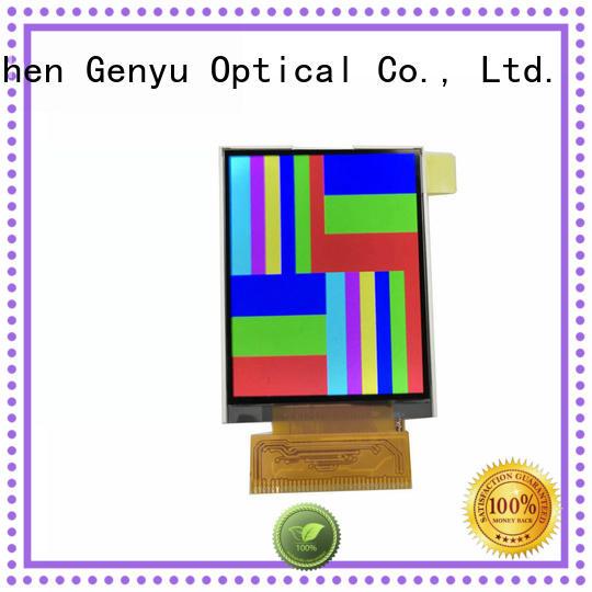 Genyu new tft panel company for instruments