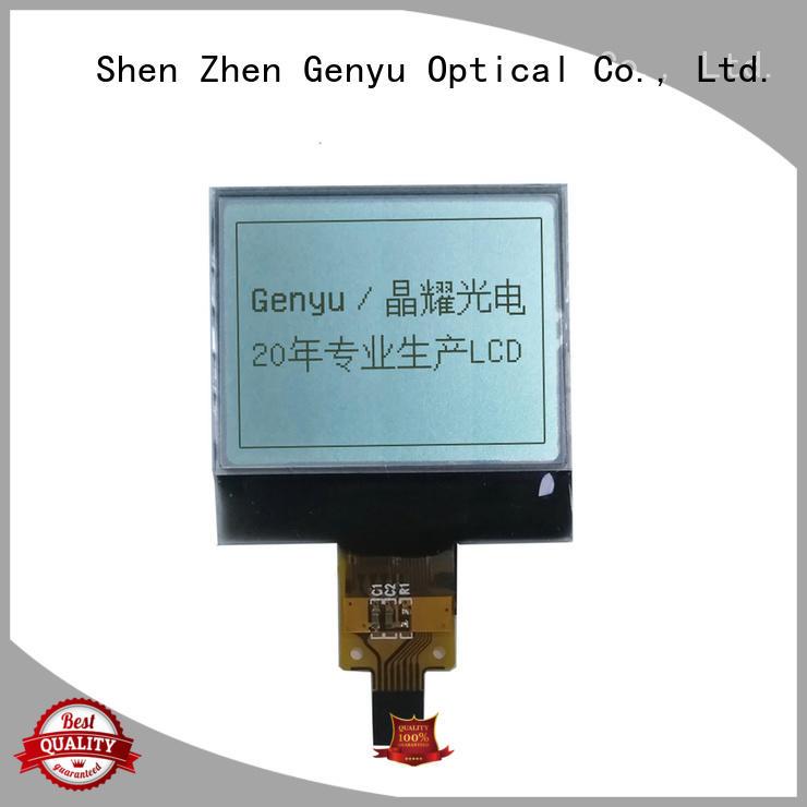 Genyu customized dot matrix lcd company for equipment