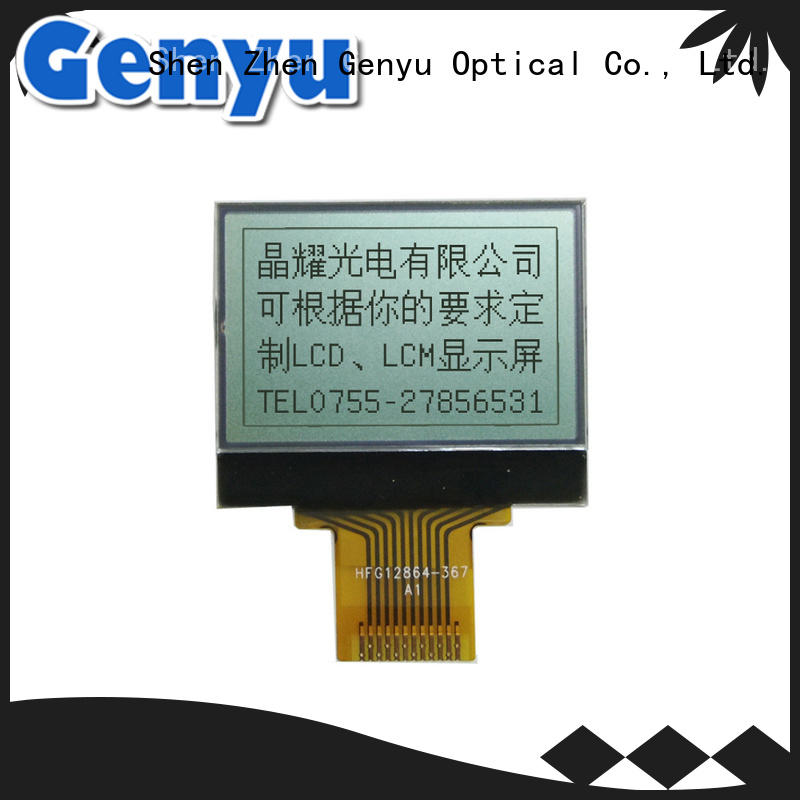 Genyu top quality mono lcd display manufacturer for industry