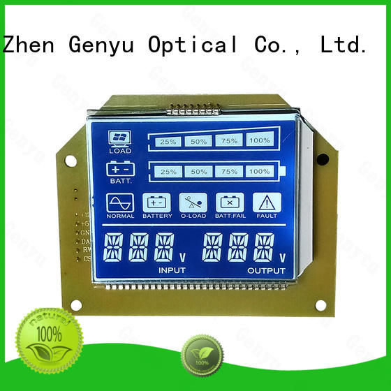 Wholesale lcd display custom gy8812880 company for instrumentation
