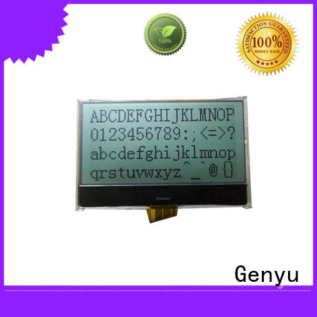 Genyu New 12864 lcd display module for business for equipment