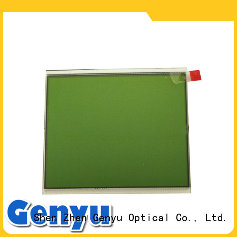custom custom transparent segment lcd display renovation solutions for laser Genyu