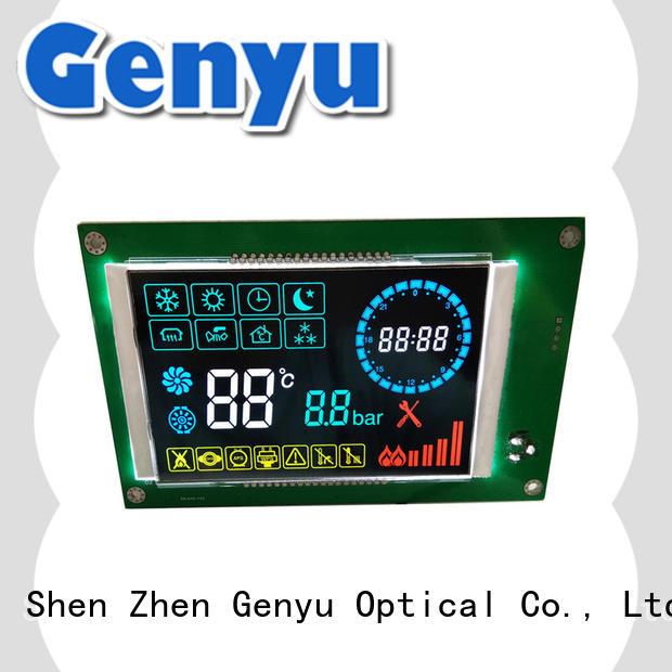 lcd segment lcd module manufacturer exporter for fax machines Genyu