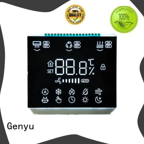 Latest custom lcd screen segment supply for home appliances