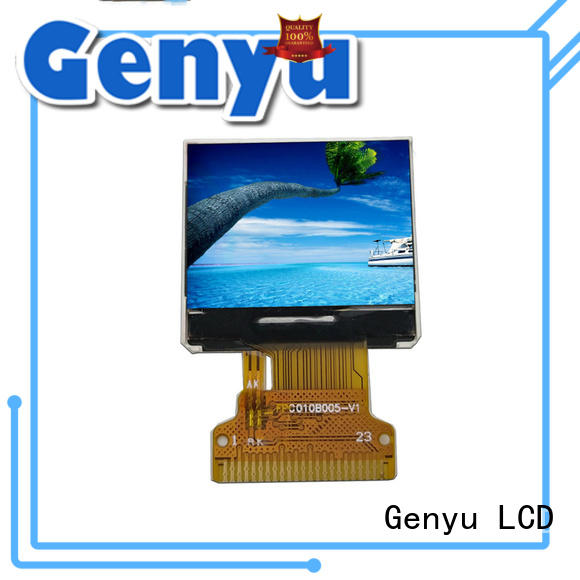 Genyu price-favorable tft lcd display for automobile