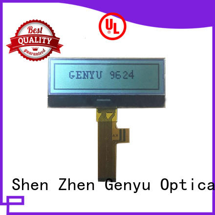 Custom dot-matrix display 96x24 manufacturers for smart home