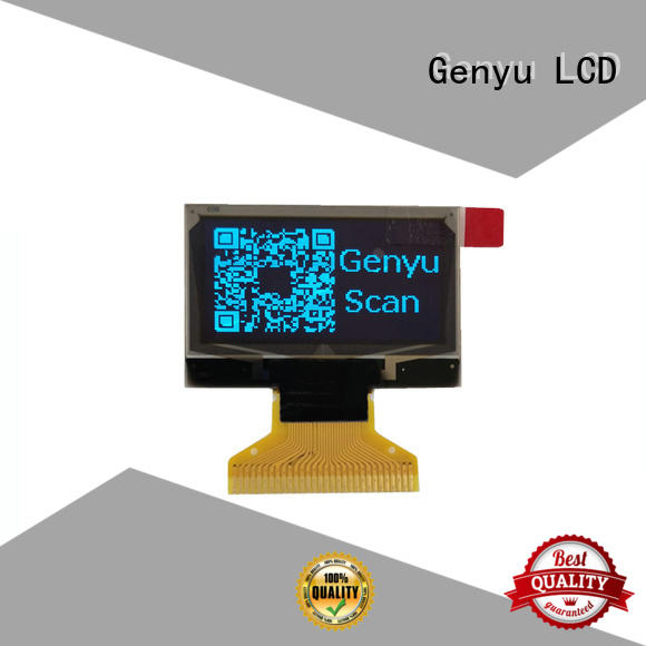 Genyu thin oled screen manufacturers for instruments