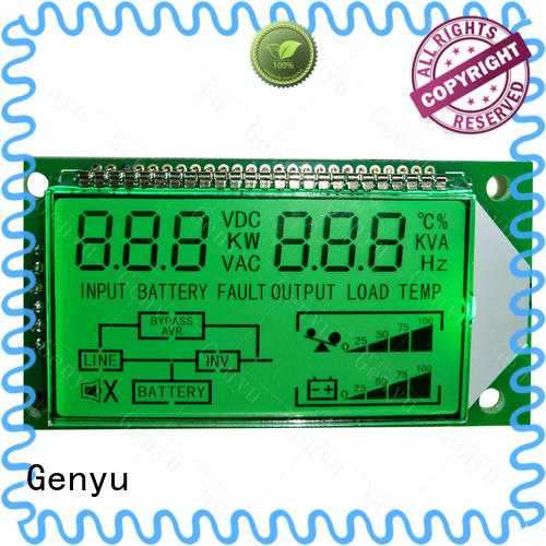 Best lcd display custom module for instrumentation