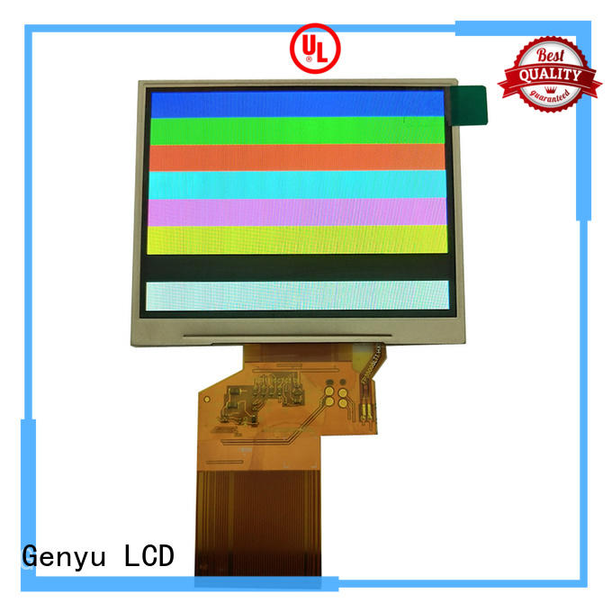 Genyu Best tft lcd displays for automobile