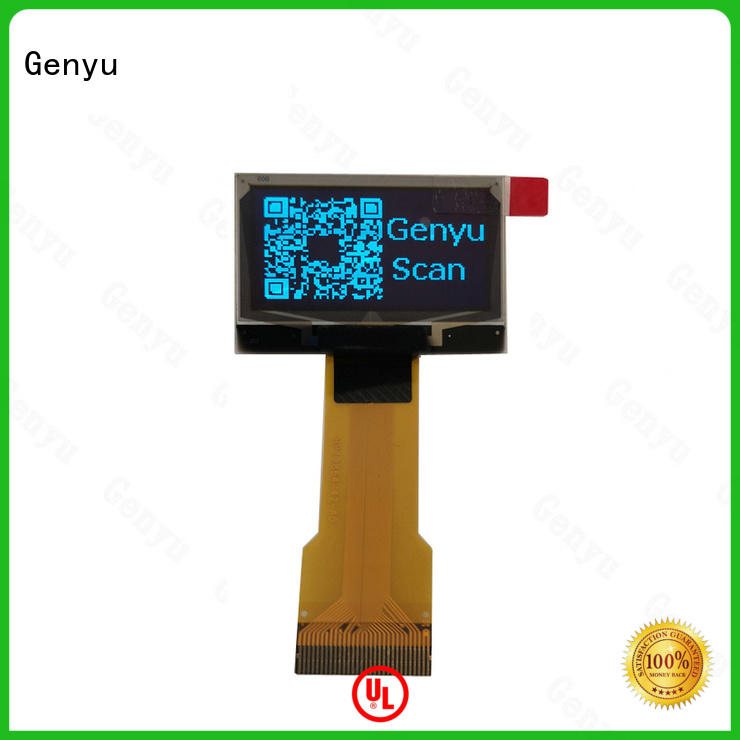 Genyu low oled lcd panel company for smart watch