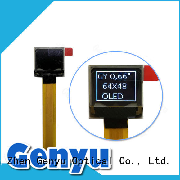 Genyu Custom 128x32 i2c oled 091 for sports watch