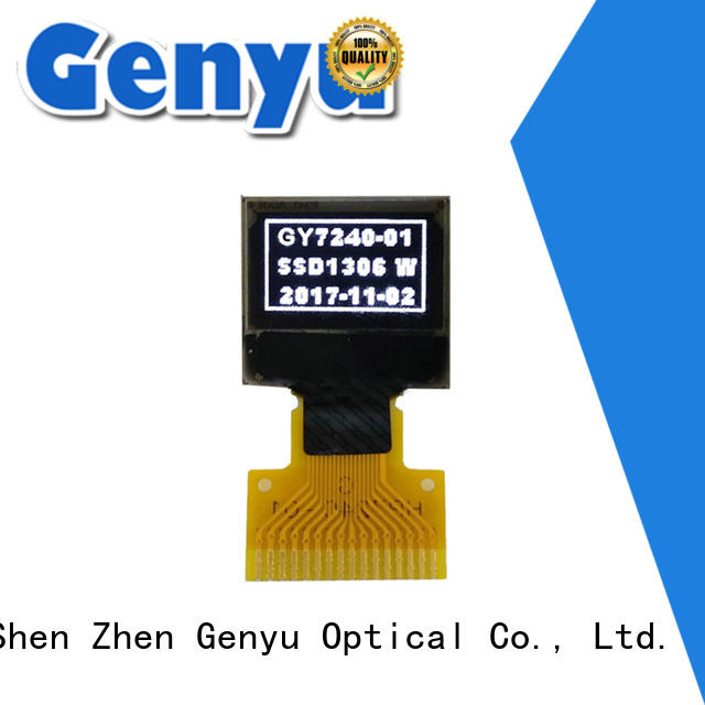 Genyu Wholesale oled transparent display factory for hardware wallet