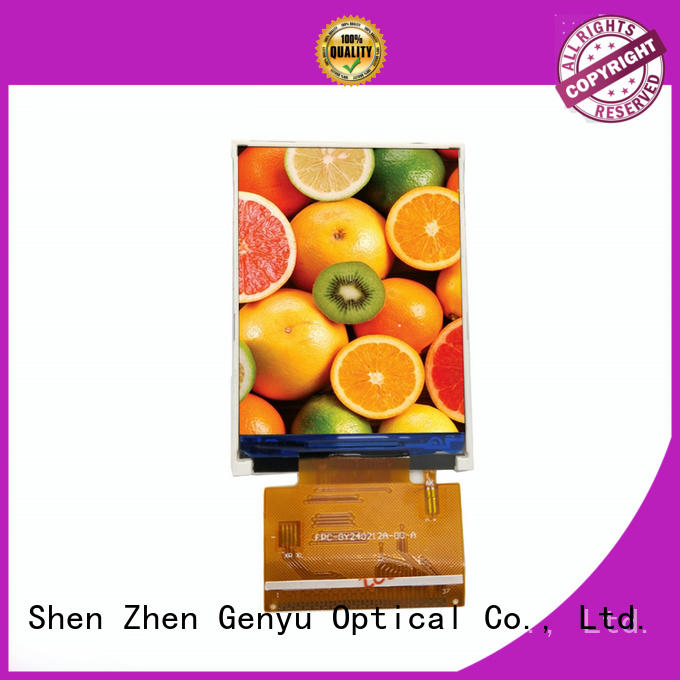 Genyu price-favorable tft panel company for instruments