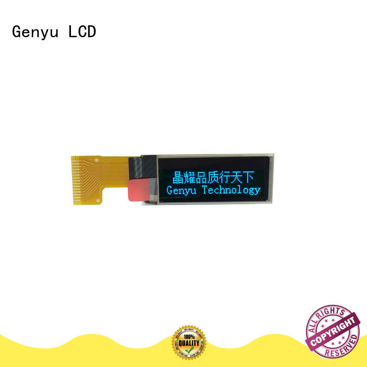 Top oled display module oled for medical equipment