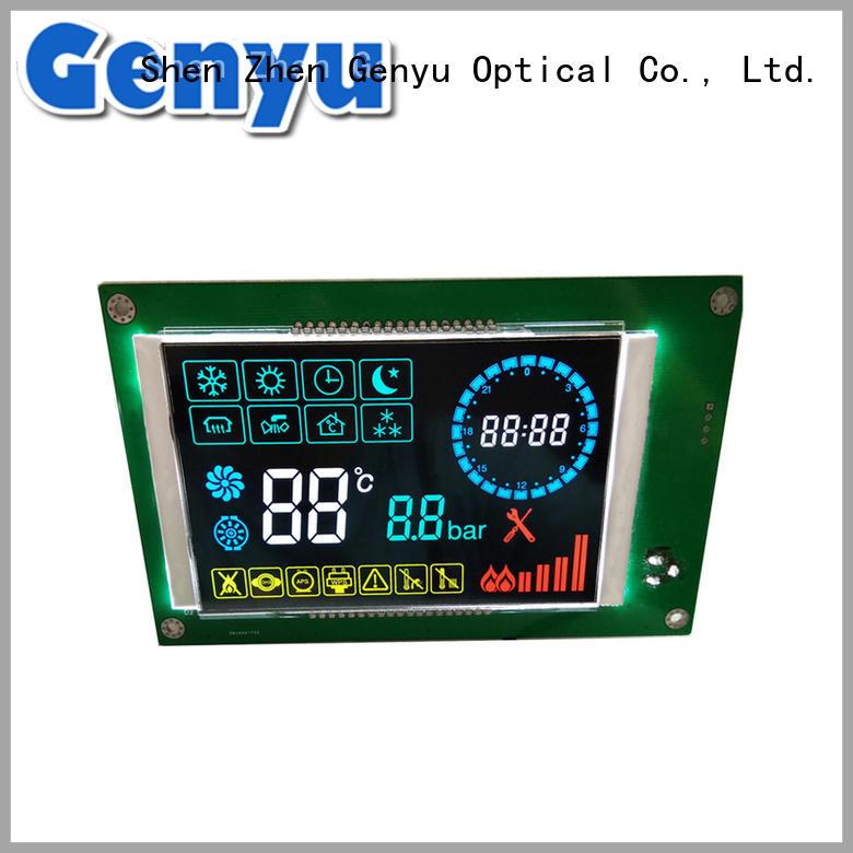 Genyu 12864 monochrome lcd module china