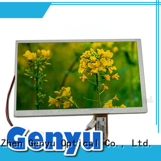7 (16:9 diagonal) inch 480*234 RGB TFT LCD Display Manufacturer & Supplier