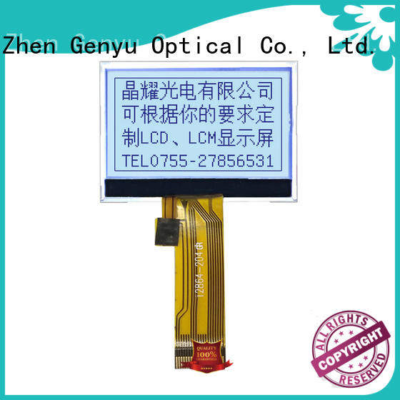 Genyu New dot matrix lcd suppliers for equipment