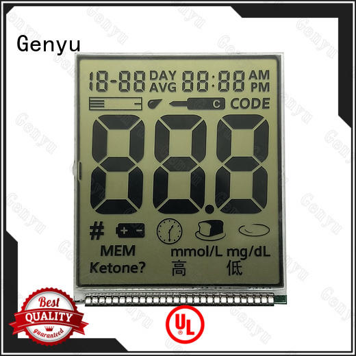 New custom lcd panel gy06478 for business for home appliances