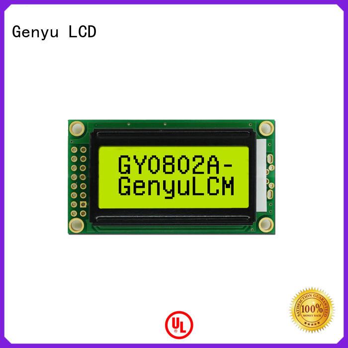 Genyu module lcd character display modules company