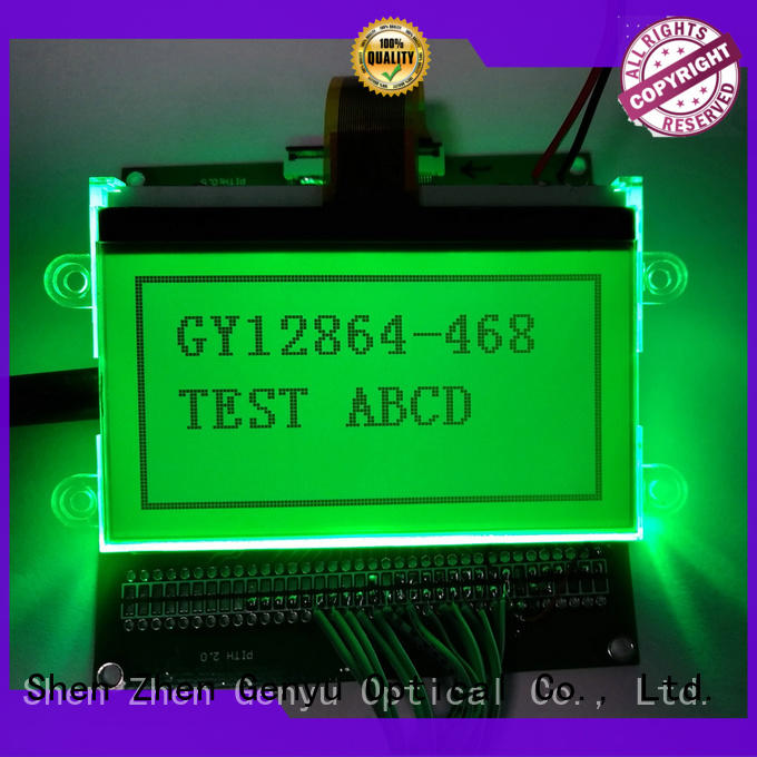 Top COG Segment LCD Display dot company for instruments