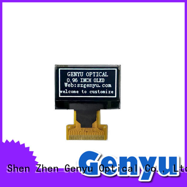 oled oled display spi business for sports watch Genyu