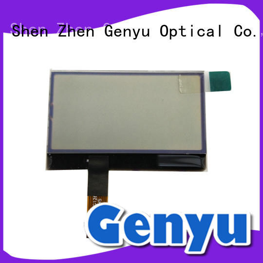 Genyu top quality mono lcd display source now for industry