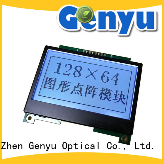 Genyu Custom lcm lcd display for business for instruments panels