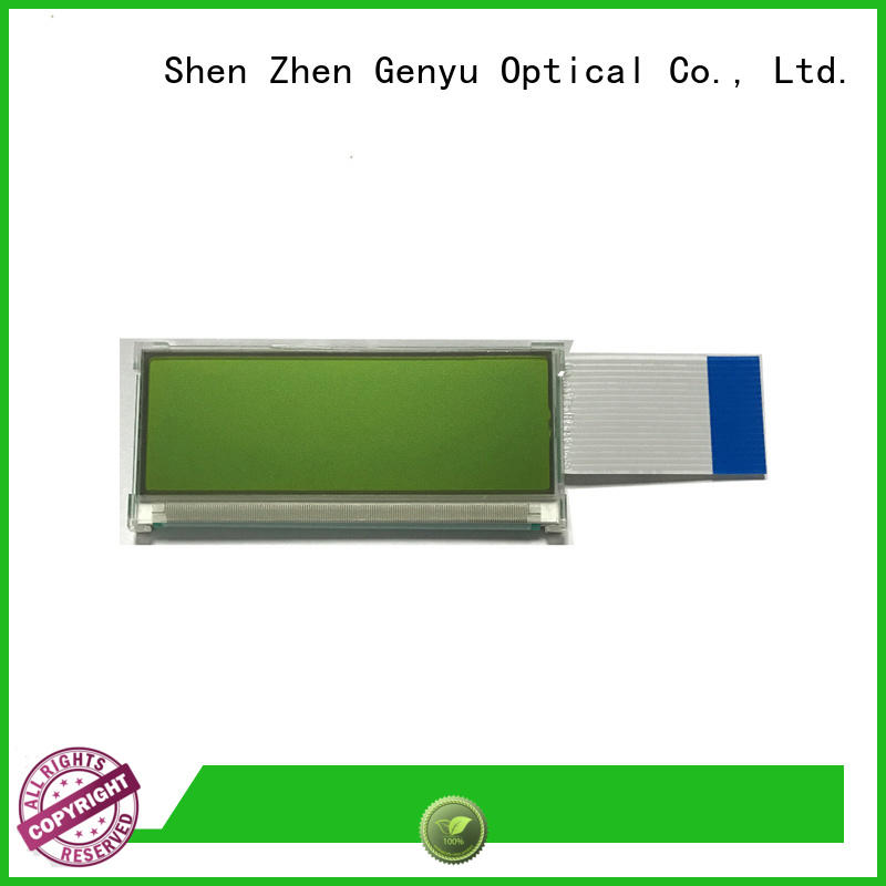Genyu screen lcd screen display for business for industry