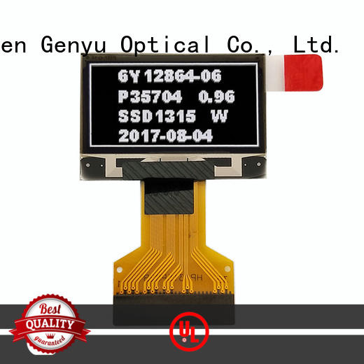 Custom oled transparent display dot suppliers for hardware wallet