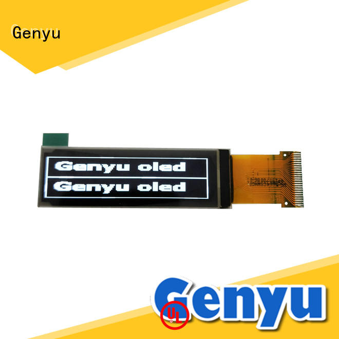 Genyu 24inch oled display modules for business for instruments