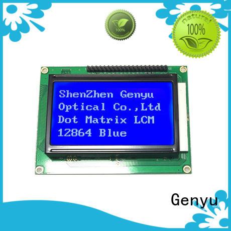 Genyu Custom lcm module factory for medical equipment