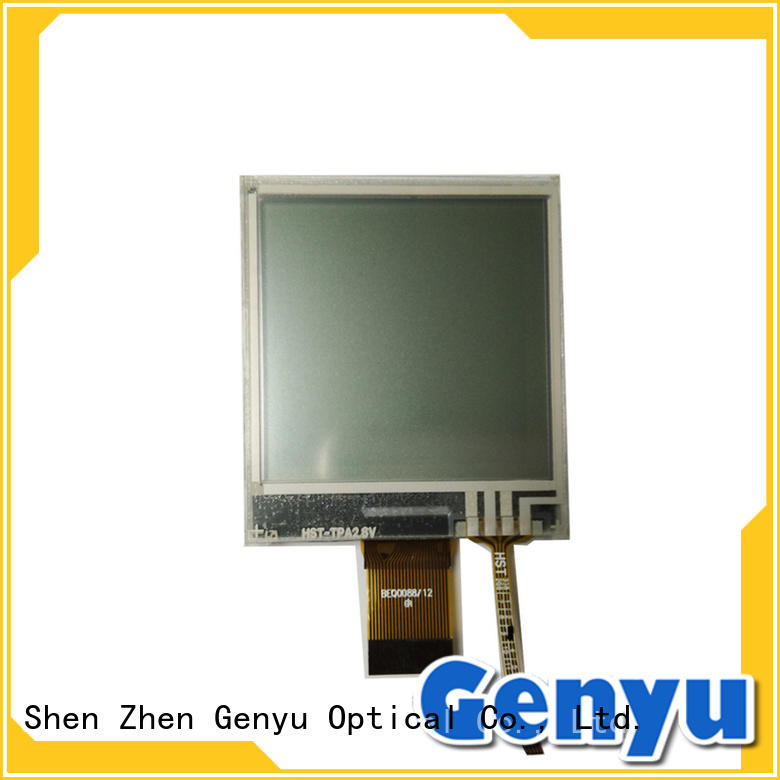 Genyu large production of 12864 lcd factory for smart home