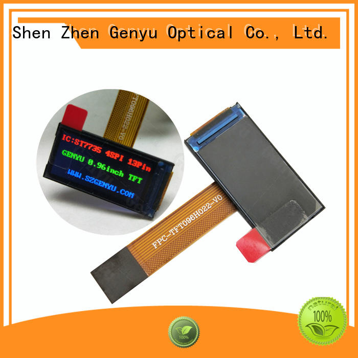 Genyu New tft display module factory for automobile