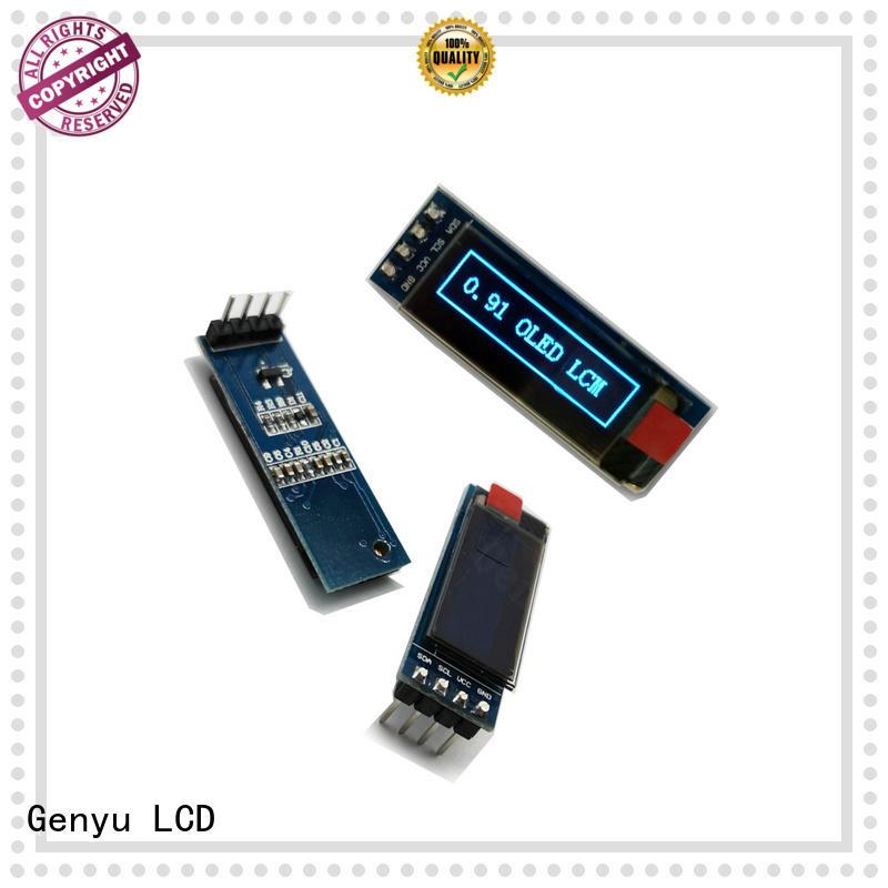 Genyu Custom oled display module supply for instruments