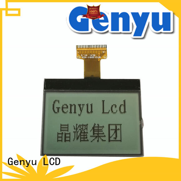 Genyu Latest graphic lcd screen manufacturers for industry