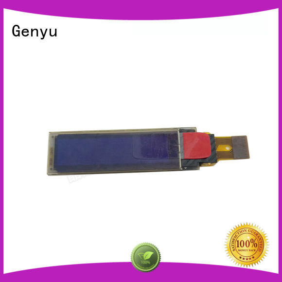 Genyu New oled lcd for business for instruments