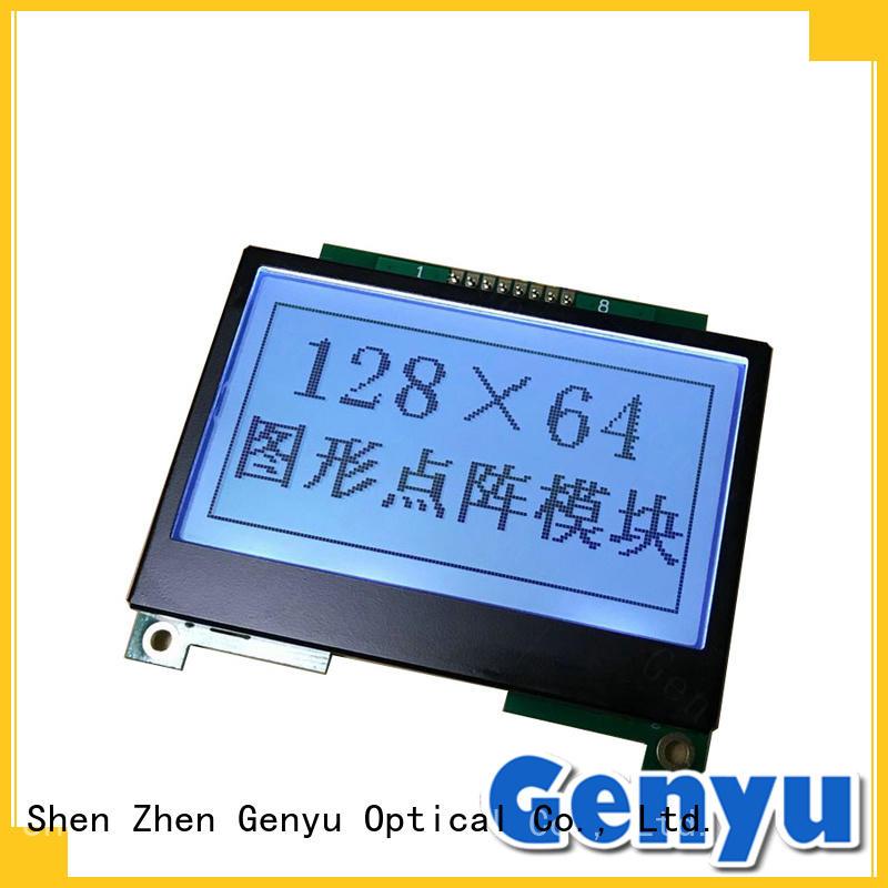 128x64 COB Monochrome Graphic LCD Modules 12864 Screen
