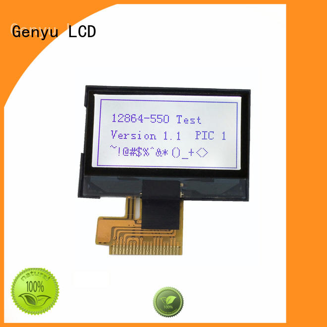 Custom lcd screen display 192x64 factory for equipment