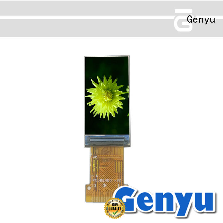 Genyu new tft lcd modules for instruments