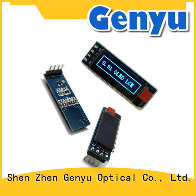 micro 1.3 OLED solution expert for smart home Genyu