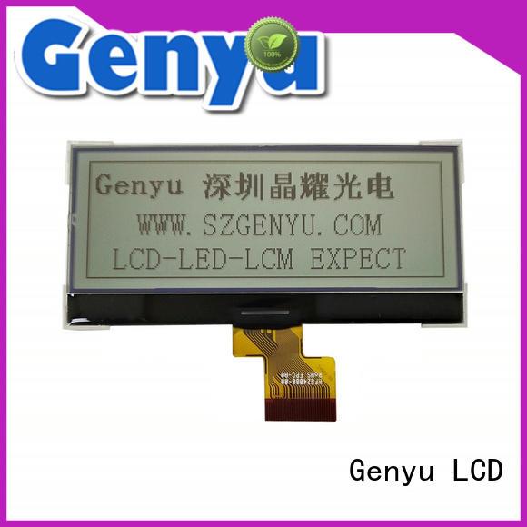 High-quality dot matrix lcd screen green supply for equipment