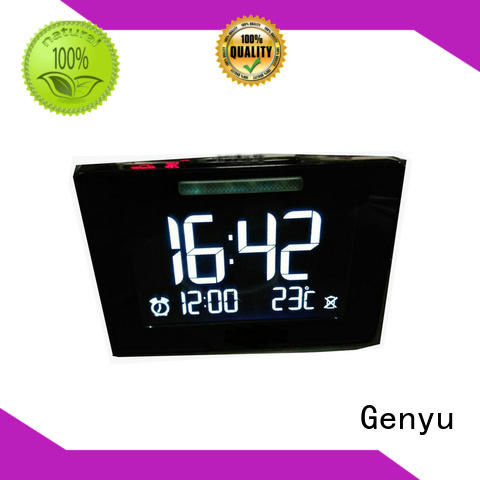Genyu segment custom lcd screen manufacturers for home appliances