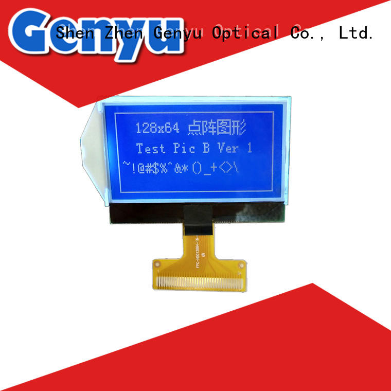 fast shipping 12832 lcd display gy12864455 manufacturer for industry