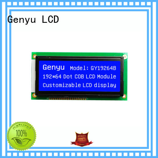 Genyu Latest lcm panel suppliers for instruments panels