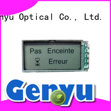 Genyu gy0701 lcd custom factory for video