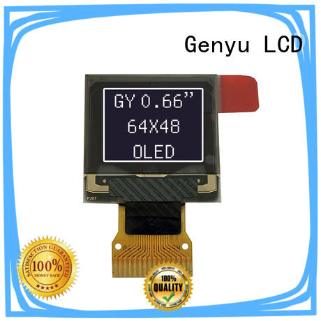 Top oled screen low company for instruments