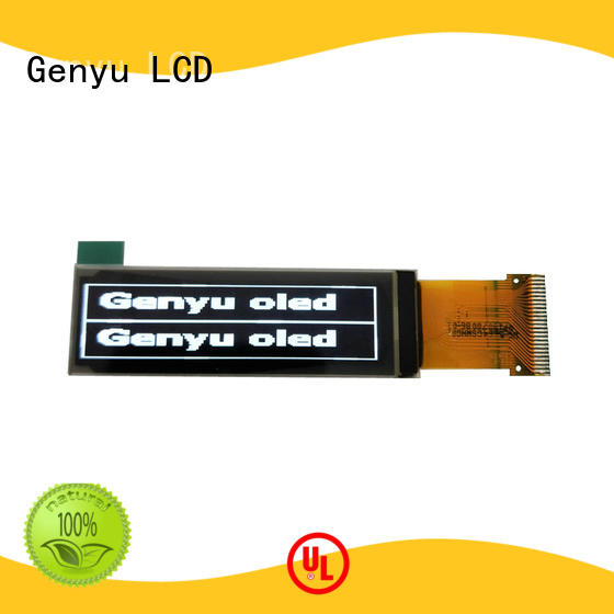 Genyu Latest oled display modules manufacturers for smart watch