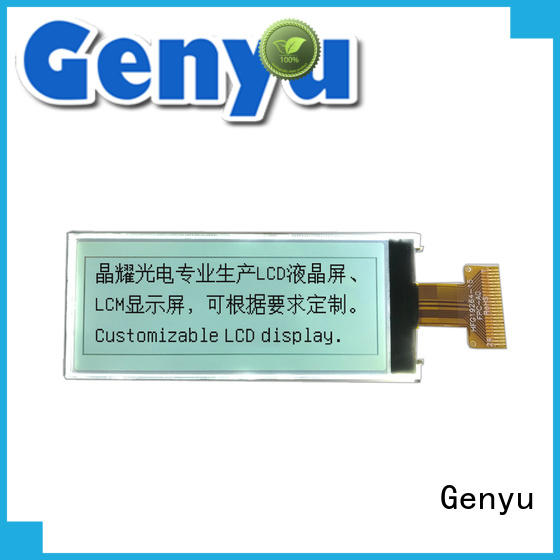 Top lcd screen display 128x64 supply for equipment