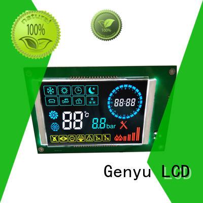 Genyu gy6071 lcd custom supply for video